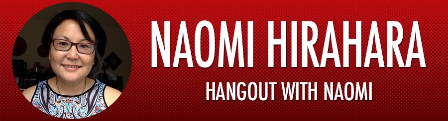 Naomi Hirahara - Blog